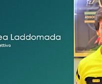 Esordio per Andrea Laddomada