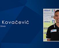 Kovačević in SERIE C